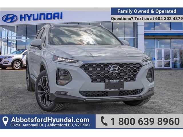 2019 Hyundai Santa Fe Ultimate 2.0 (Stk: KF112288) in Abbotsford - Image 1 of 29