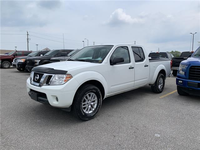 2015 Nissan Frontier SV (Stk: FN751780) in Sarnia - Image 1 of 5