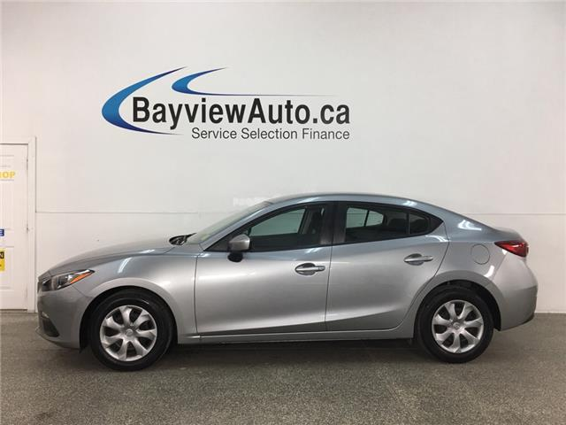 2016 Mazda Mazda3 G (Stk: 34937J) in Belleville - Image 1 of 22