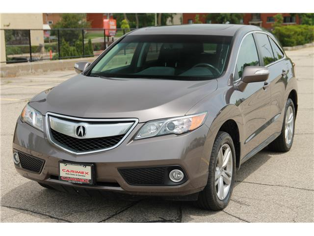 2013 Acura RDX Base (Stk: 1905220) in Waterloo - Image 1 of 29
