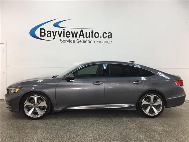 2018 Honda Accord Touring 2.0T (Stk: 34989W) in Belleville - Image 1 of 30