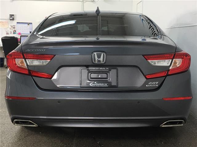 2018 Honda Accord Touring 2.0T (Stk: 34989W) in Belleville - Image 6 of 30
