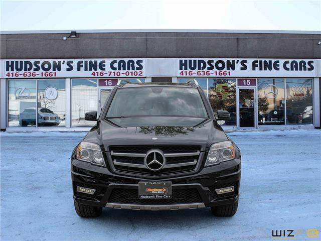 2012 Mercedes-Benz Glk-Class  (Stk: 16632) in Toronto - Image 2 of 28