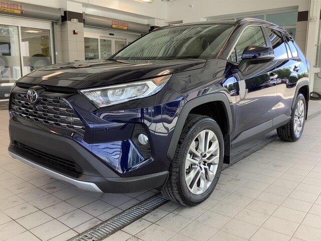 2019 Toyota RAV4 Limited (Stk: 21317) in Kingston - Image 1 of 30