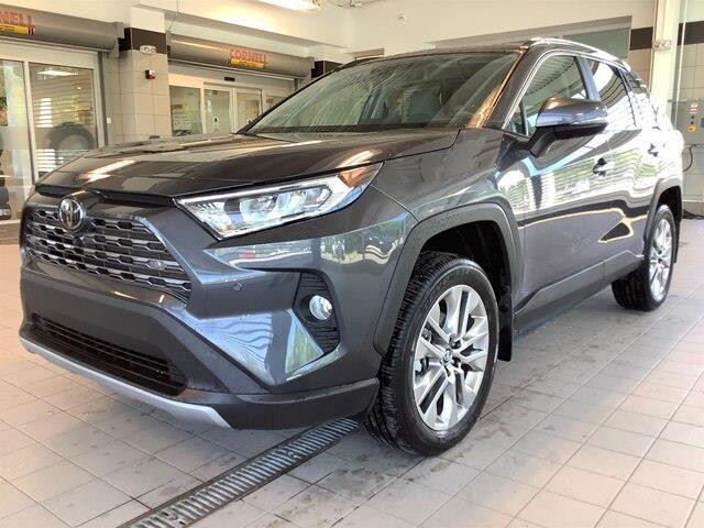 2019 Toyota RAV4 Limited (Stk: 21364) in Kingston - Image 1 of 29