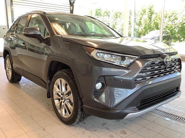 2019 Toyota RAV4 Limited (Stk: 21364) in Kingston - Image 8 of 29