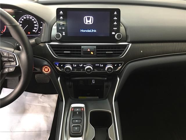 2018 Honda Accord Touring 2.0T (Stk: 34989W) in Belleville - Image 9 of 30