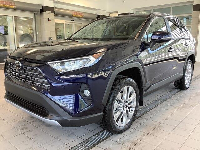 2019 Toyota RAV4 Limited (Stk: 21592) in Kingston - Image 1 of 30