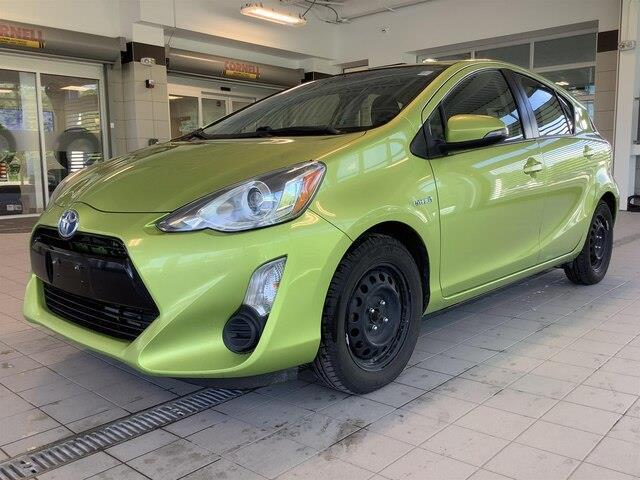 2015 Toyota Prius C  (Stk: 21610A) in Kingston - Image 1 of 10