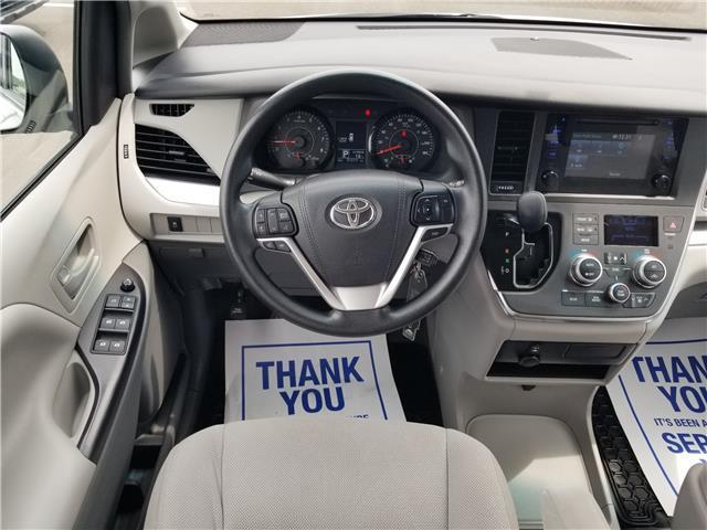 2017 Toyota Sienna 7 Passenger (Stk: 19SB261A) in Innisfil - Image 12 of 15