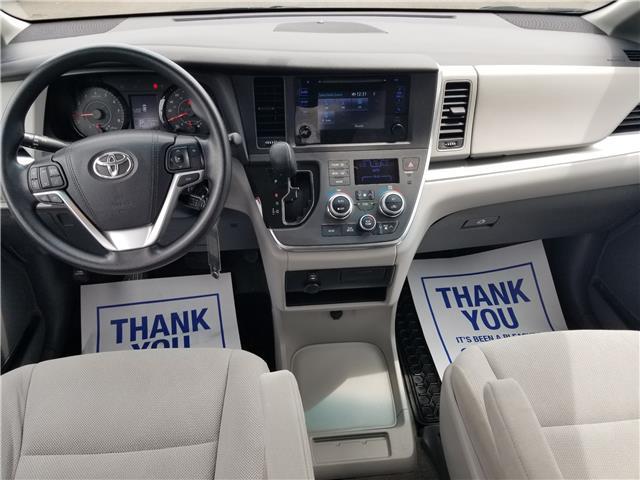 2017 Toyota Sienna 7 Passenger (Stk: 19SB261A) in Innisfil - Image 13 of 15