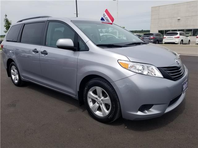 2017 Toyota Sienna 7 Passenger (Stk: 19SB261A) in Innisfil - Image 10 of 16