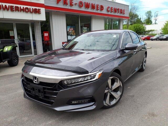 2018 Honda Accord Touring (Stk: E-2204) in Brockville - Image 2 of 9