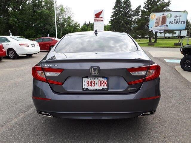 2018 Honda Accord Touring (Stk: E-2204) in Brockville - Image 17 of 30