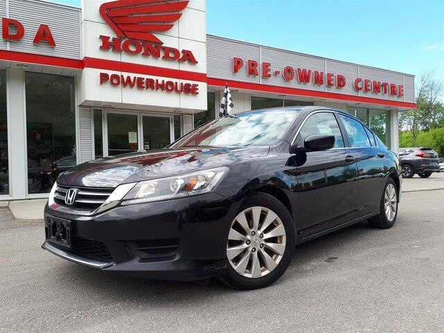 2014 Honda Accord LX (Stk: 10422A) in Brockville - Image 1 of 22