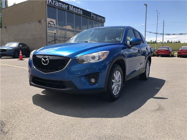 2013 Mazda CX-5 GS (Stk: N4980A) in Calgary - Image 1 of 15