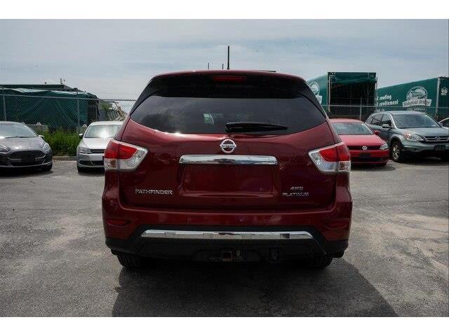 2013 Nissan Pathfinder Platinum (Stk: SK532A) in Gloucester - Image 22 of 24