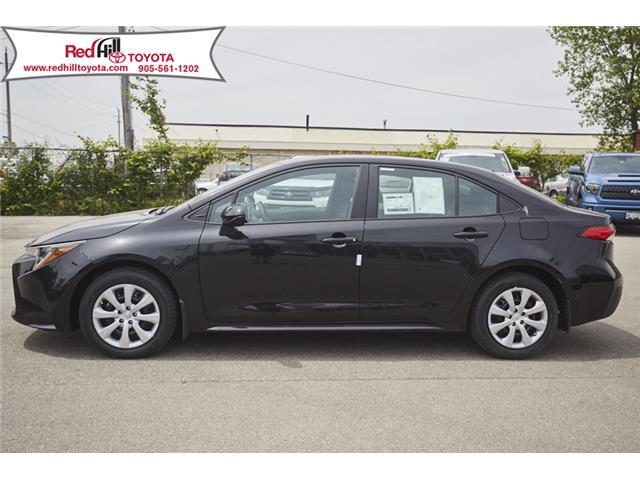 2020 Toyota Corolla LE (Stk: 20029) in Hamilton - Image 2 of 16