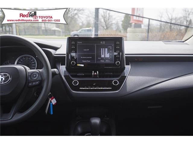 2020 Toyota Corolla LE (Stk: 20029) in Hamilton - Image 11 of 16