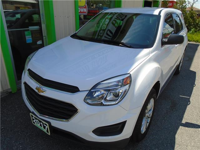 2017 Chevrolet Equinox LS (Stk: ) in Sudbury - Image 2 of 6