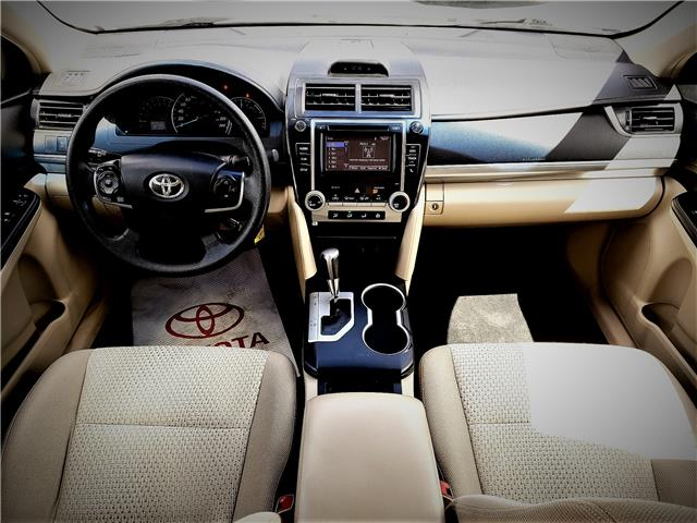 2014 Toyota Camry LE (Stk: P02590) in Timmins - Image 10 of 14
