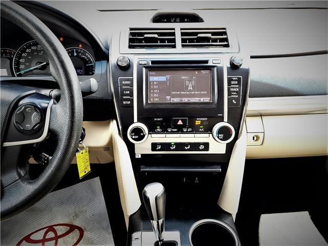 2014 Toyota Camry LE (Stk: P02590) in Timmins - Image 11 of 14