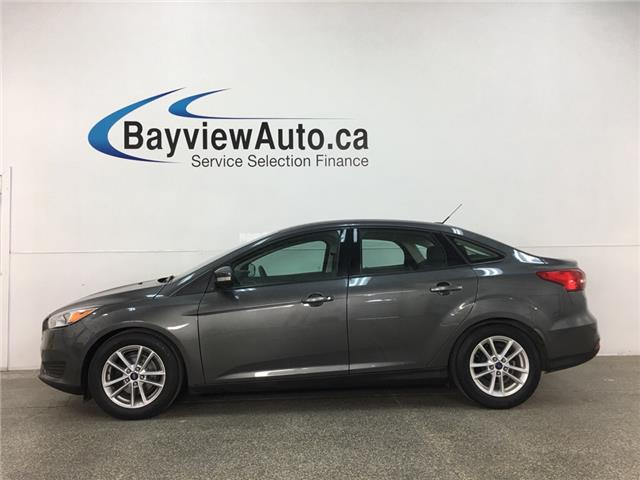 2015 Ford Focus SE (Stk: 35090J) in Belleville - Image 1 of 21