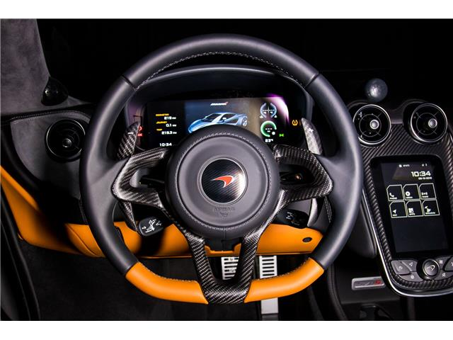 2018 McLaren 570S Coupe  (Stk: MV0198) in Calgary - Image 16 of 19