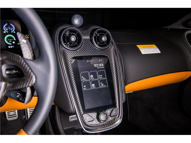 2018 McLaren 570S Coupe  (Stk: MV0198) in Calgary - Image 17 of 19