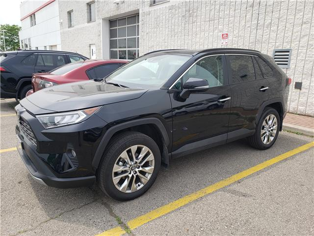 2019 Toyota RAV4 Limited (Stk: 9-417) in Etobicoke - Image 1 of 14