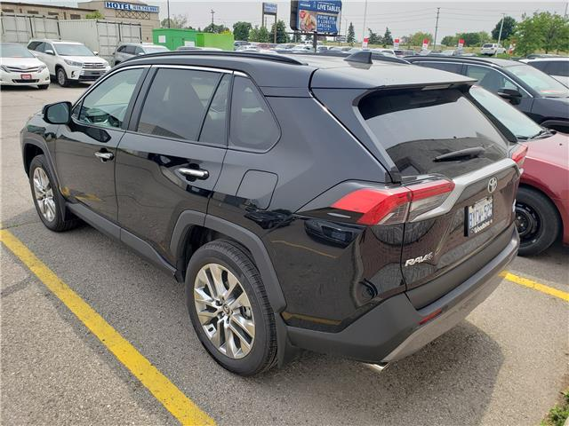2019 Toyota RAV4 Limited (Stk: 9-417) in Etobicoke - Image 4 of 14