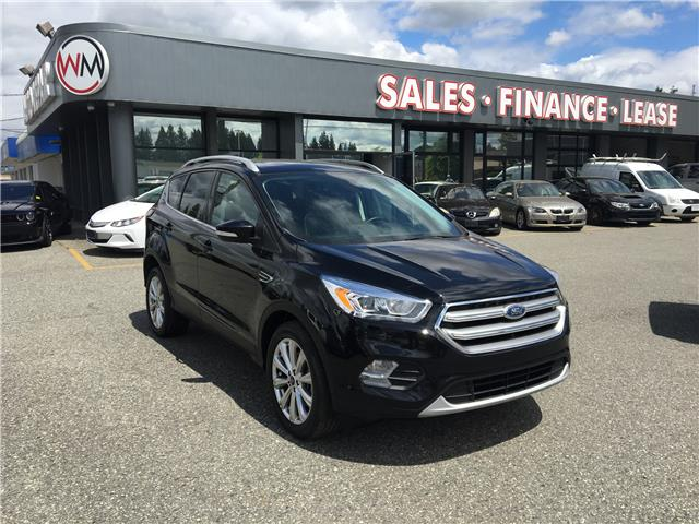 2017 Ford Escape Titanium (Stk: 17-D88027) in Abbotsford - Image 1 of 18