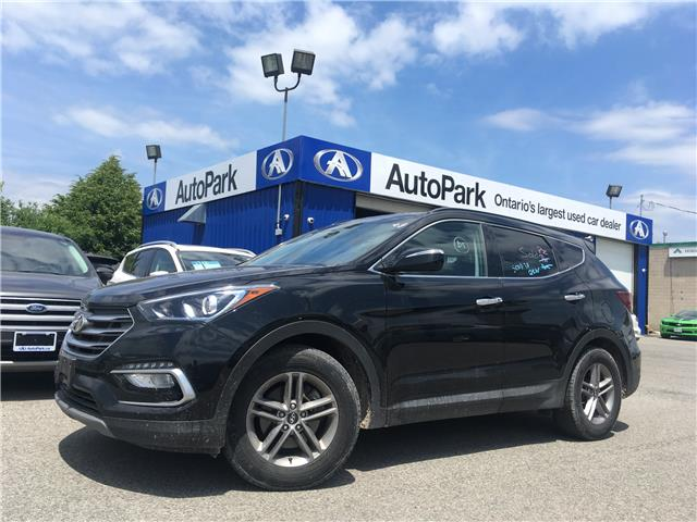 2018 Hyundai Santa Fe Sport 2.4 Luxury (Stk: 18-52314) in Georgetown - Image 1 of 29