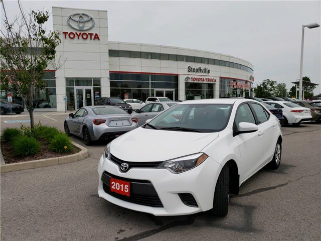 2015 Toyota Corolla LE (Stk: P1846) in Whitchurch-Stouffville - Image 1 of 14