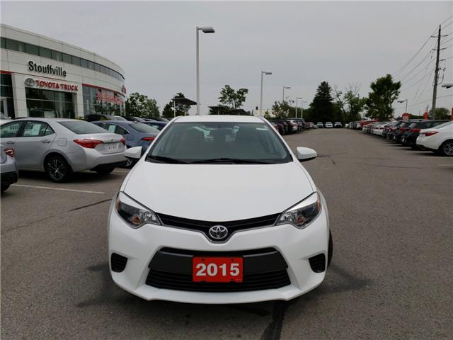 2015 Toyota Corolla LE (Stk: P1846) in Whitchurch-Stouffville - Image 2 of 14