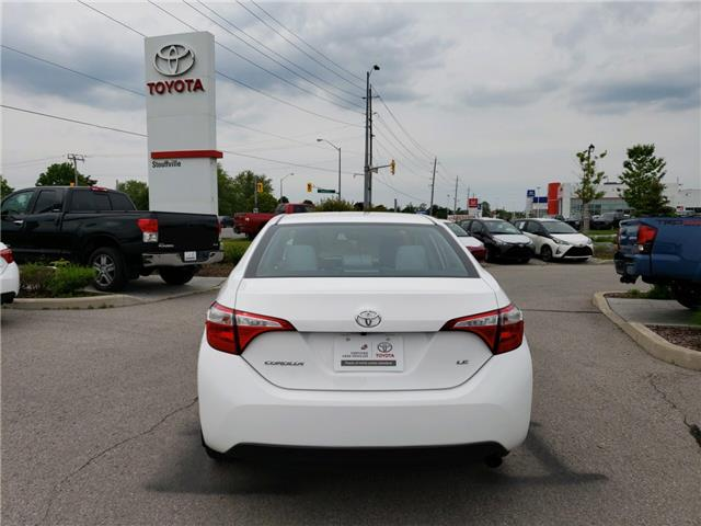 2015 Toyota Corolla LE (Stk: P1846) in Whitchurch-Stouffville - Image 5 of 14