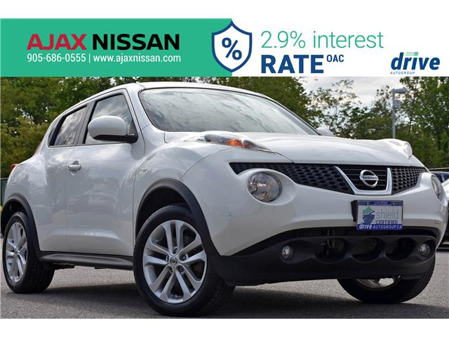 2014 Nissan Juke SL (Stk: P4179) in Ajax - Image 1 of 29