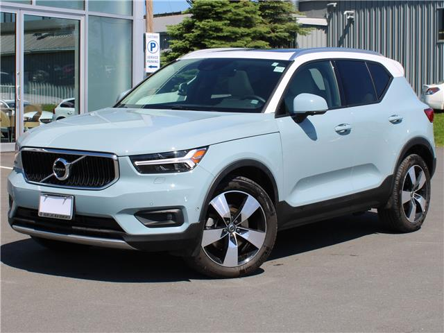 2019 Volvo XC40 T5 Momentum (Stk: V190281A) in Fredericton - Image 1 of 9