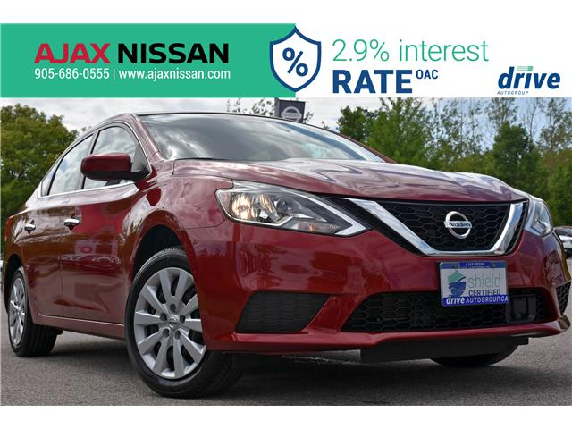 2018 Nissan Sentra 1.8 SV (Stk: P3936CV) in Ajax - Image 1 of 30