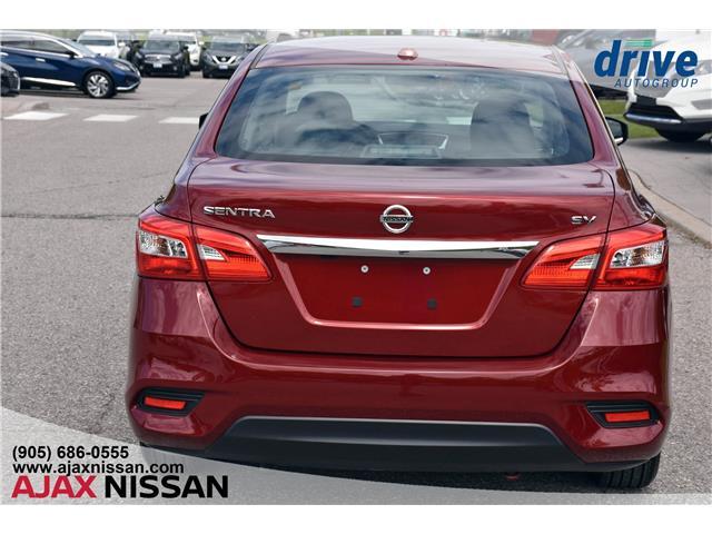2018 Nissan Sentra 1.8 SV (Stk: P3936CV) in Ajax - Image 8 of 30