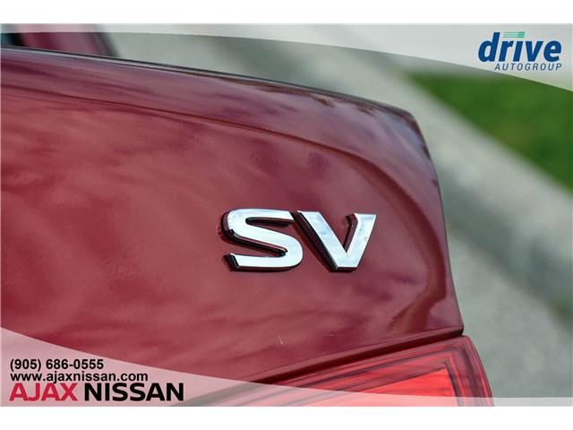 2018 Nissan Sentra 1.8 SV (Stk: P3936CV) in Ajax - Image 13 of 30
