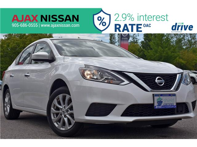2018 Nissan Sentra 1.8 SV (Stk: P3933CV) in Ajax - Image 1 of 32