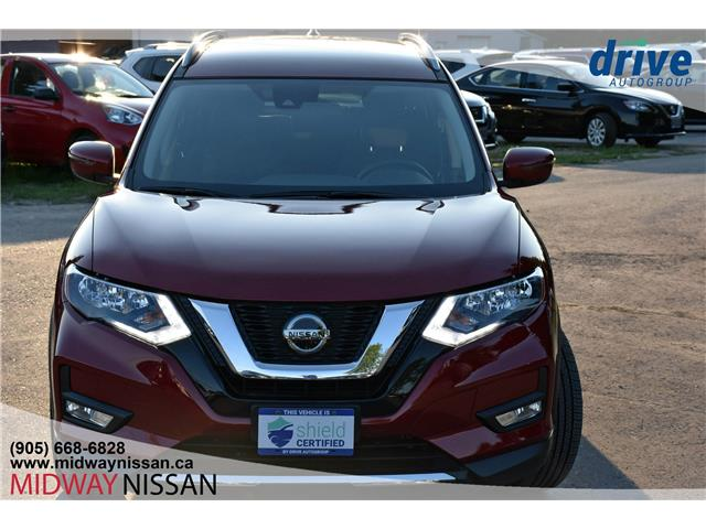 2019 Nissan Rogue SV (Stk: U1749) in Whitby - Image 4 of 33