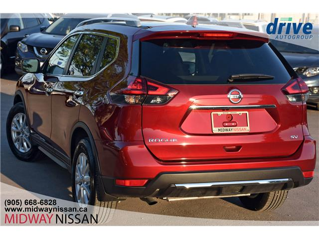 2019 Nissan Rogue SV (Stk: U1749) in Whitby - Image 7 of 33