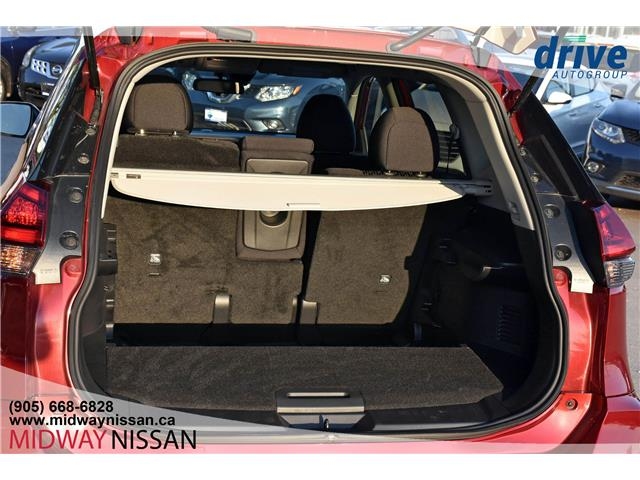 2019 Nissan Rogue SV (Stk: U1749) in Whitby - Image 11 of 33
