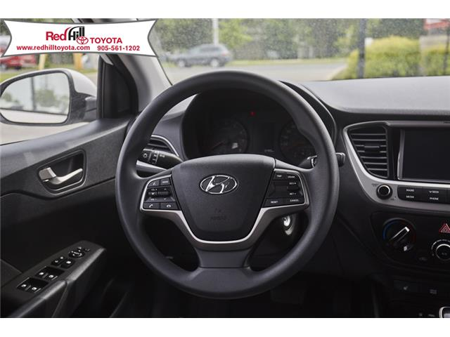 2019 Hyundai Accent ESSENTIAL (Stk: 80211) in Hamilton - Image 14 of 18