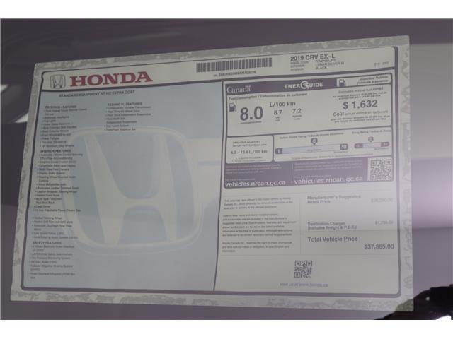 2019 Honda CR-V EX-L (Stk: 219521) in Huntsville - Image 11 of 34