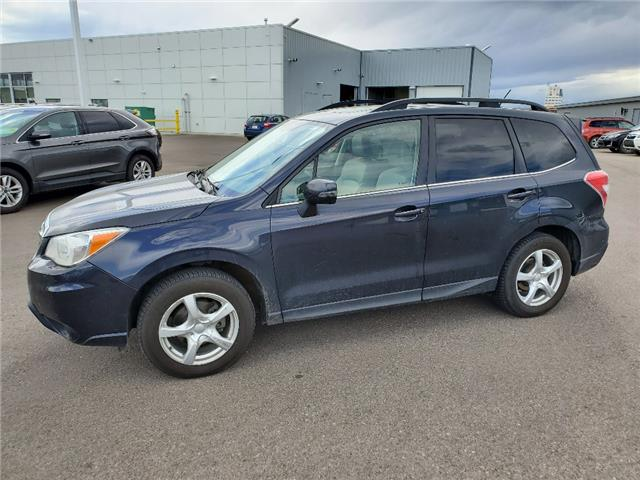 2014 Subaru Forester 2.5i Limited Package (Stk: 193907) in Lethbridge - Image 1 of 5