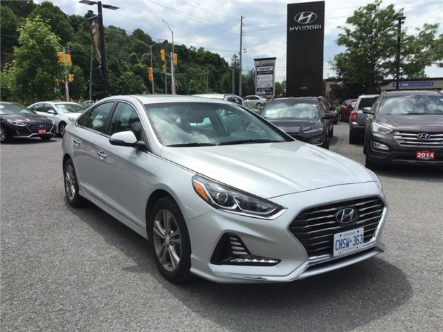 2019 Hyundai Sonata Preferred (Stk: SL95226) in Ottawa - Image 1 of 11