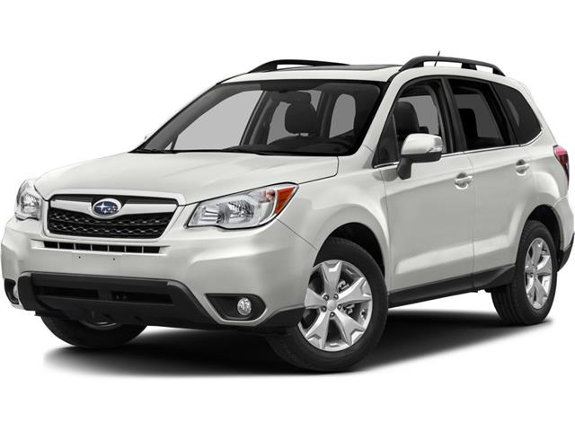 2016 Subaru Forester 2.5i Touring Package (Stk: 409309) in Ottawa - Image 1 of 3